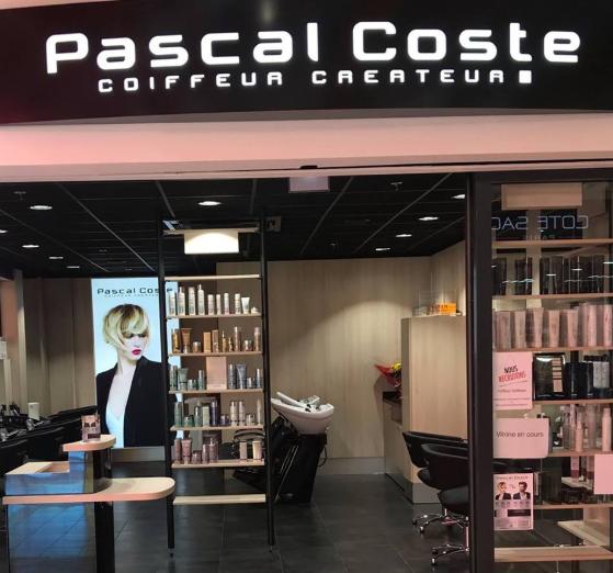 Pascal COSTE Centre commercial Carrefour Goussainville
